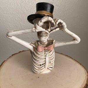 Ashland I Heart You Skeleton Halloween Dec…